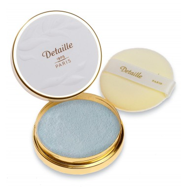 Loose Powder, concealer light blue