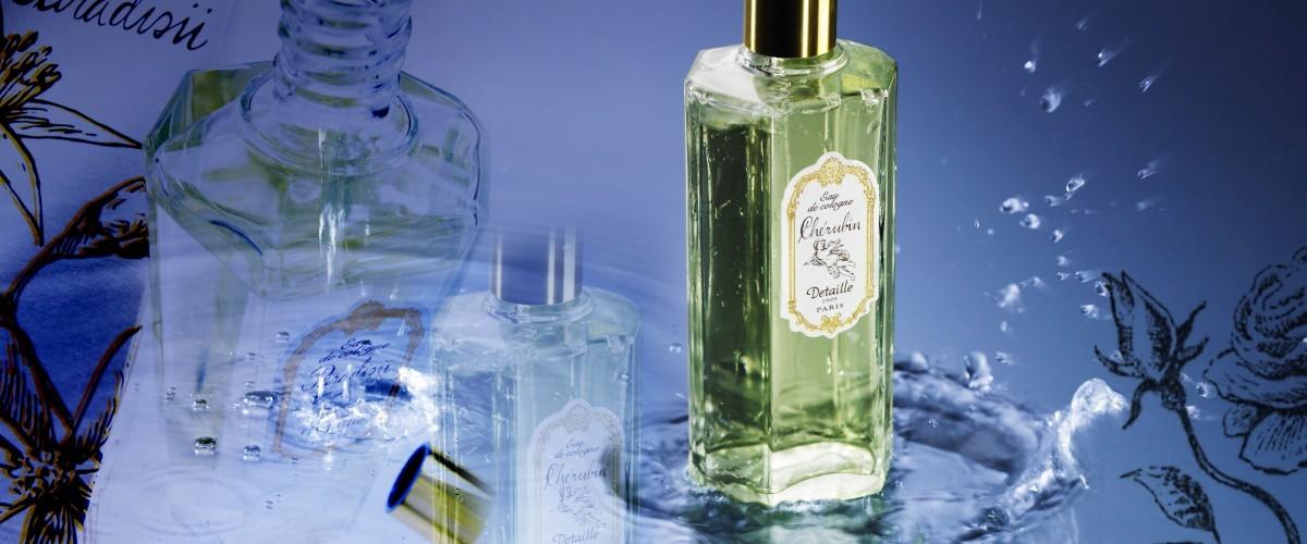 Eau de Cologne - Parfumerie Parisienne - Maison Detaille