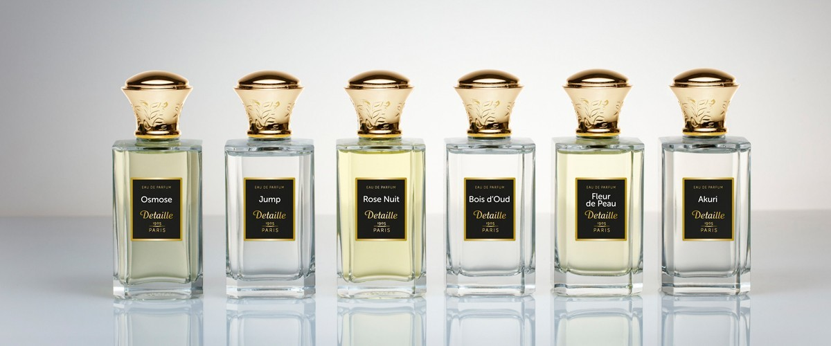 Eau de parfum | French perfumes by Maison Detaille Paris