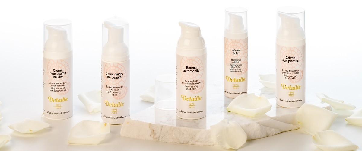 Body Skincare traitements - Maison Detaille Paris