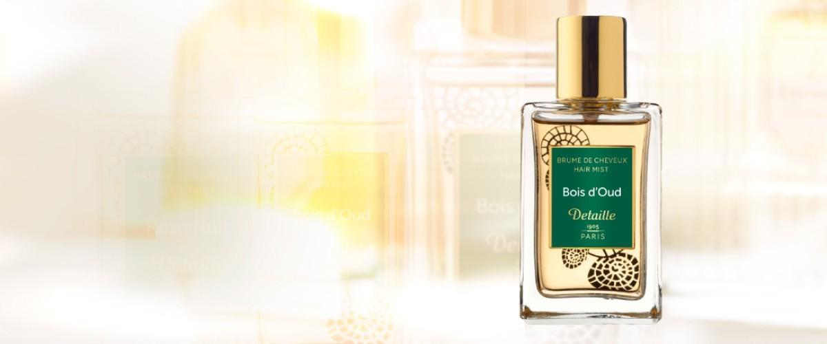 Brume de cheveux - Detaille parfumerie Parisienne depuis 1905