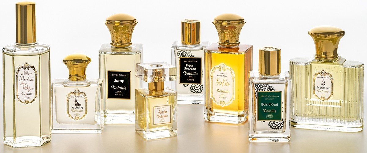 Fragrance / Perfume - Maison Detaille Paris since 1905