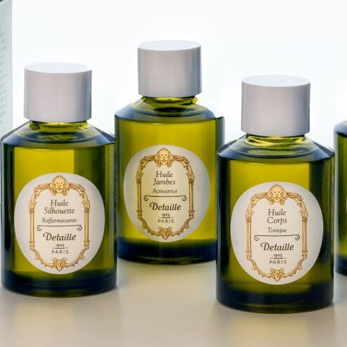 Essential oils from Detaille
