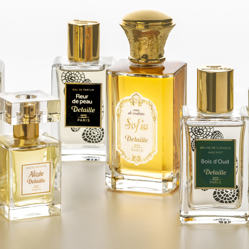 Perfumes from Detaille